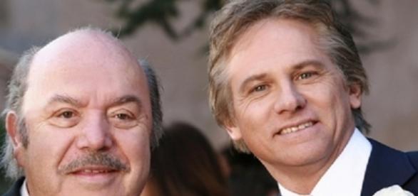 Giulio Scarpati e Lino Banfi di nuovo insieme