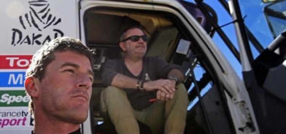 Marc Coma, director deportivo Dakar-2016
