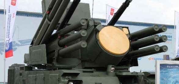 SA-22 - rachetele cu care a fost înarmat Assad