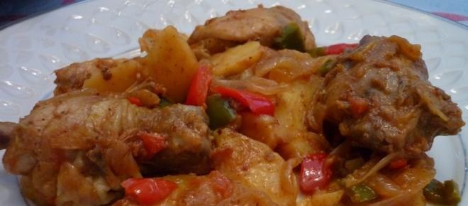 En el artículo de hoy prepararemos 'Pollo al Chilindrón'