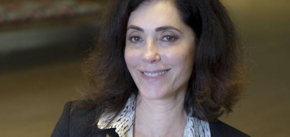 Christiane Torloni viveu Inês em 'Alto Astral'