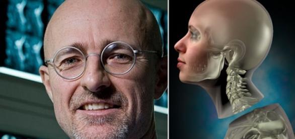 Doutor Sergio Canavero neurocirurgião