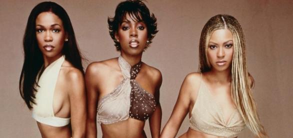 Le Destiny's Child poco prima dello scioglimento