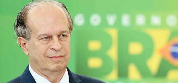O Ministro da Educação Renato Janine Ribeiro