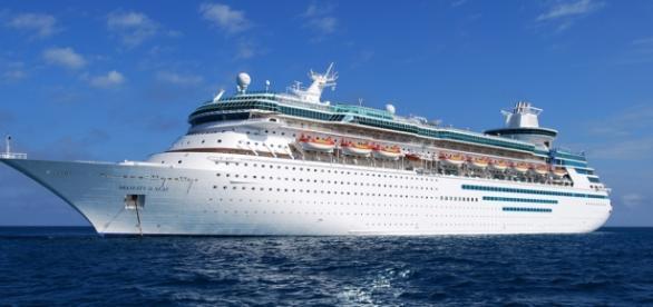 Oportunidade de trabalho na Royal Caribbean