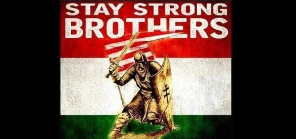 Polacy wspierają Węgrów broniących granic