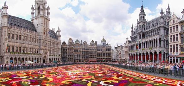 Sede da Comissão Europeia fica em Bruxelas.