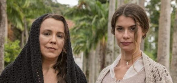 Ana Beatriz Nogueira é Emília em 'Além do Tempo'