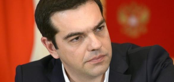 Atene, 23/09/2015 giuramento Tsipras