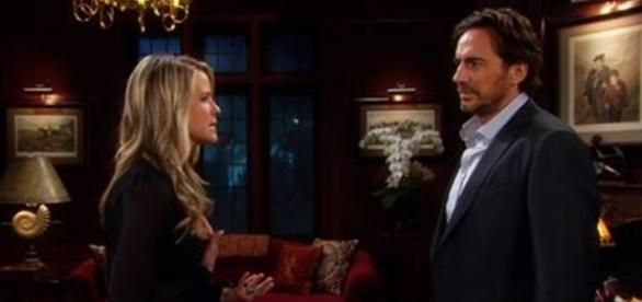 Beautiful: Problemi tra Caroline e Ridge
