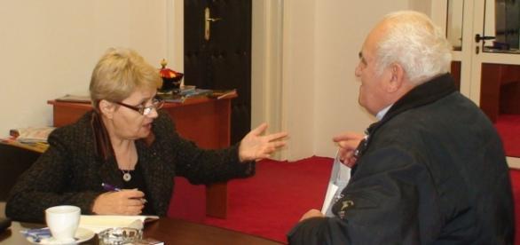 CRISTIANA - IRINA ANGHEL -senator de Dolj audiență