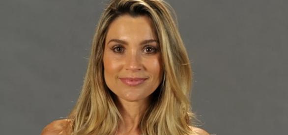 Flávia Alessandra foi Helô em 'Além do Horizonte'