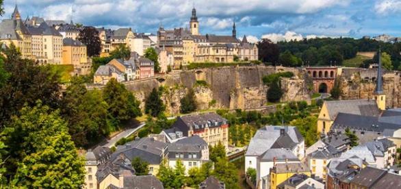 Luxemburgo com 1.600 vagas de trabalho.