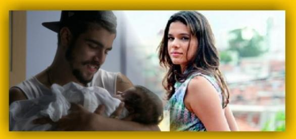 Mari salvará a bebê de Margot.