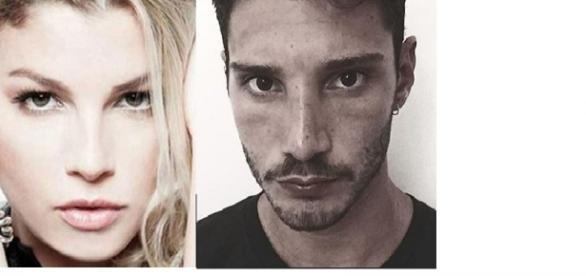 Stefano De Martino e il 'mi piace' a Emma Marrone.