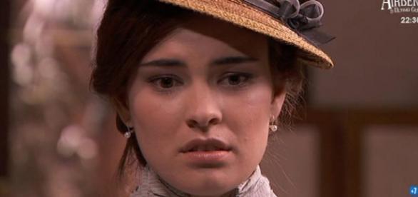 Una Vita spoiler- Leonor scopre segreto di Claudio