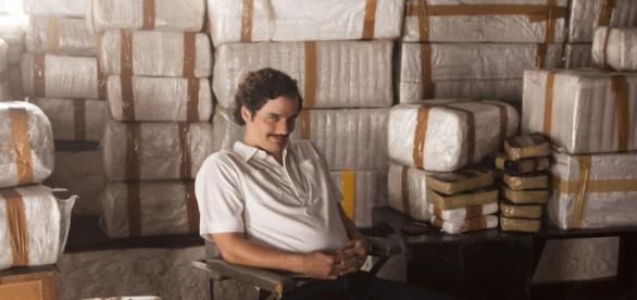 Wagner Moura vive Pablo Escobar em 'Narcos'