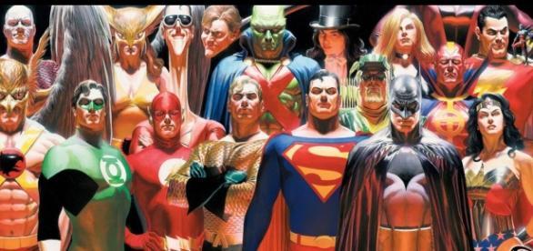 El éxito de los Comics es mundial.