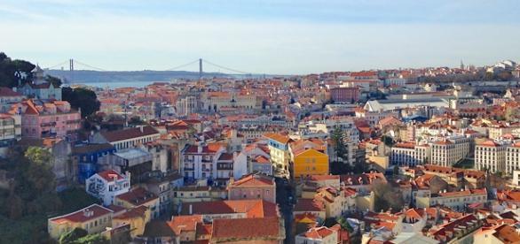 Lisboa, Portugal. Foto: Amanda Corrêa.