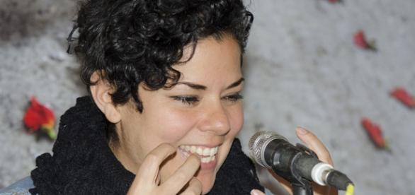 María Fernanda Ampuero. Foto: Florent Tribalat