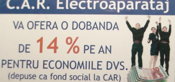 OFERTA ILEGALAP CE SFIDEAZĂ CONCURENTA