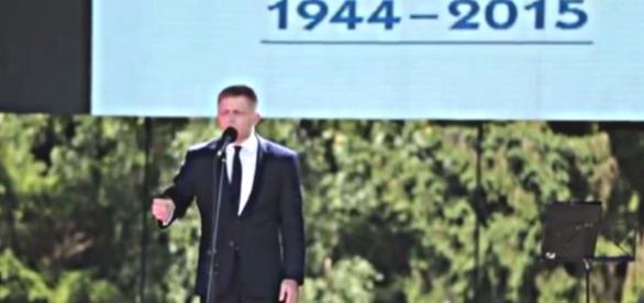 Ofiara słowackich powstańców nie pójdzie na marne!