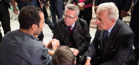 Refugiații mai crează o ruptură la nivelul UE