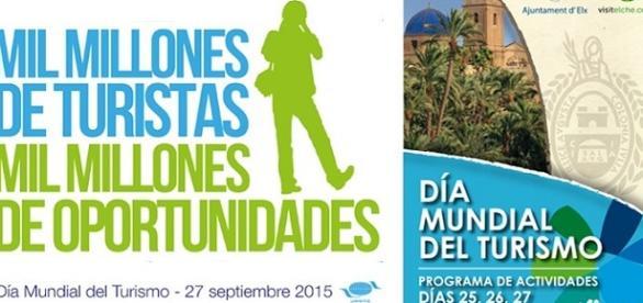 27 de septiembre, Día Mundial del Turismo