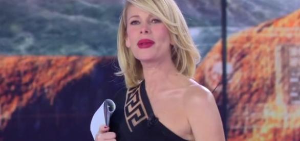 Alessia Marcuzzi presentatrice del programma