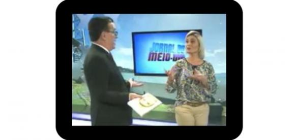 Andressa Urach chora ao vivo ao ser questionada