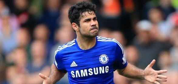 Chelsea striker caused a circus against Arsenal