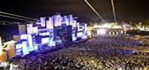 CPM 22 esbanja sucesso no rock in rio