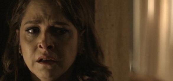 Drica Moraes dá pistas sobre final de novela