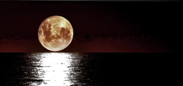 Eclipse da lua (Créditos Davi O.)