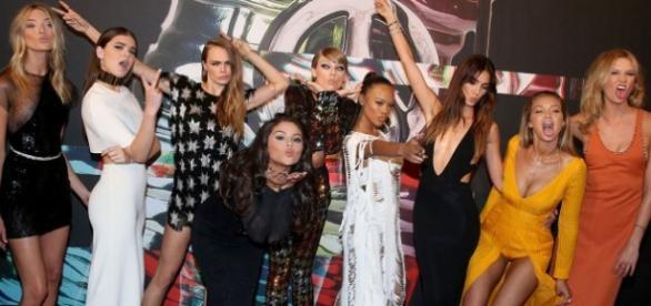Esta a conhecida equipa de Taylor Swift.