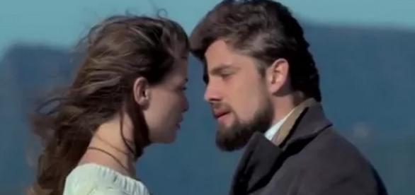 Felipe casa com Melissa, mas vira amante de Lívia