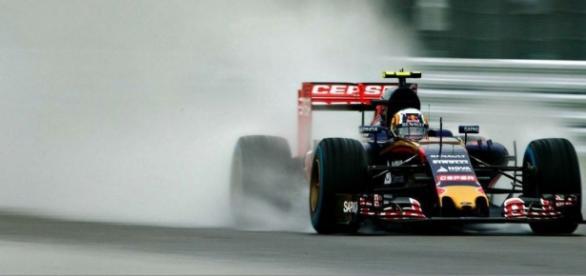 Gran Premio Japon, Suzuka.Daniil Kvyat.