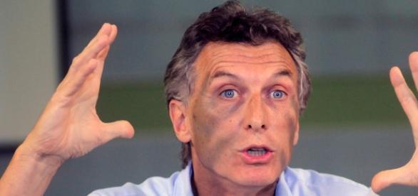 Macri lava dinero con publicidad