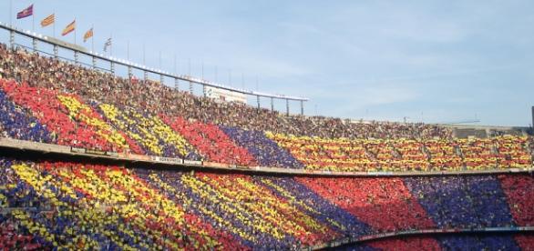 O Barcelona procura o regresso às vitórias