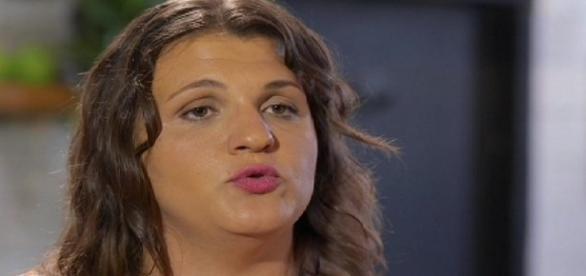 Rebecca De Pasquale, una delle nuove concorrenti.