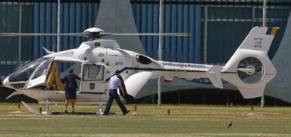 Segundo Aeronáutica, acontecimento foi 'padrão'.