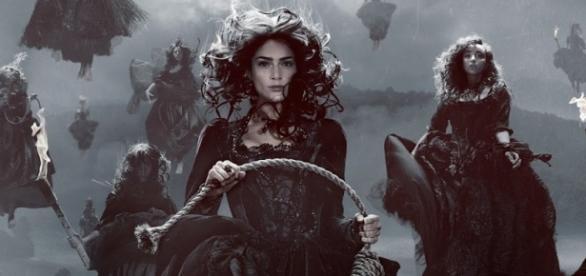 Stagione Seconda della serie Salem