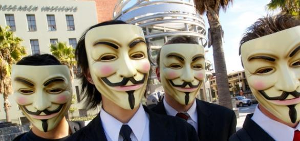 Verkauft Anonymous wirklich ISIS-Unterwäsche?