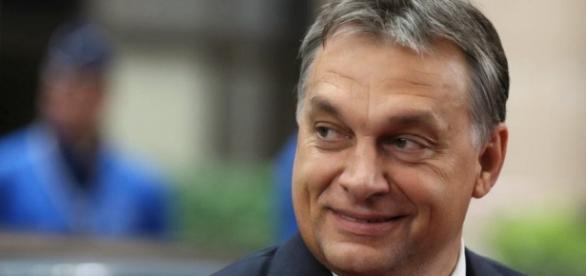 Viktor Orban ostro o Austriakach.