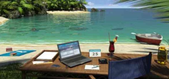 Empresário incentiva seus funcionários à viajar