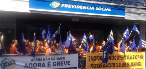 INSS volta a decretar greve no Ceará
