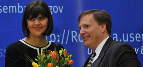 Laura Codruşa Kovesi procuror şef DNA