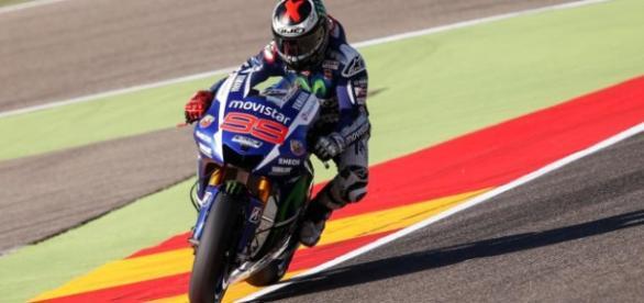 El español dominó de punta a punta en Motorland