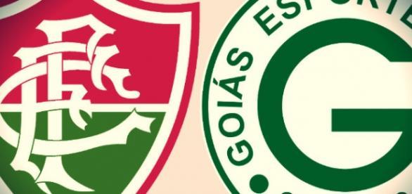 Fluminense venceu o Goiás: 2-0.