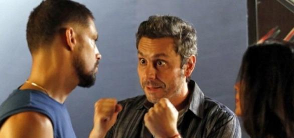 Globo afastar Alexandre Nero de novela
